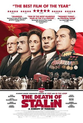 The Death of Stalin (A PopEntertainment.com MovieReview)