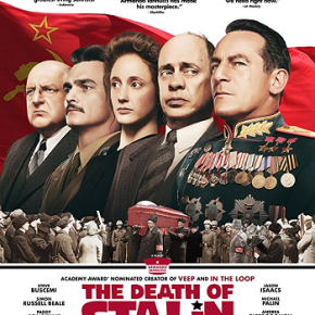 The Death of Stalin (A PopEntertainment.com Movie Review)