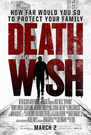 Death Wish (A PopEntertainment.com MovieReview)