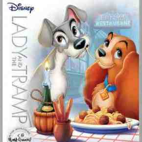 Lady and the Tramp – Walt Disney Signature Collection (A PopEntertainment.com Video Review)