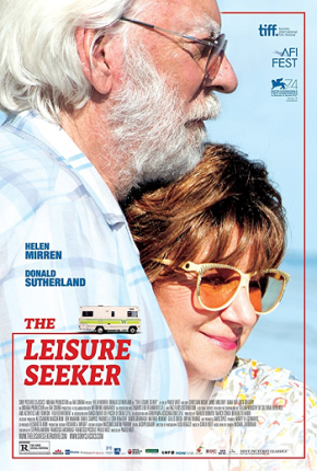 The Leisure Seeker (A PopEntertainment.com MovieReview)