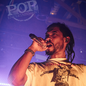 Miguel, SiR & Nonchalant Savant – The Fillmore – Philadelphia, PA – March 20, 2018 (A PopEntertainment.com Concert Review)
