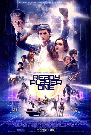 Ready Player One (A PopEntertainment.com Movie Review)