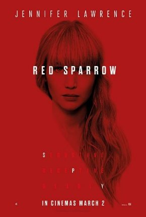 Red Sparrow (A PopEntertainment.com MovieReview)
