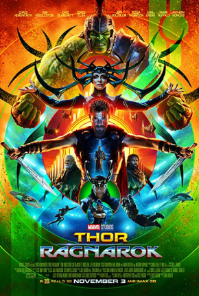 Thor: Ragnarok (A PopEntertainment.com Movie Review)