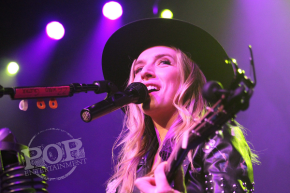 ZZ Ward, Billy Raffoul & Black Pistol Fire – TLA – Philadelphia, PA – February 13, 2018 (A PopEntertainment.com Concert Photo Album)