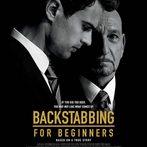 Backstabbing for Beginners (A PopEntertainment.com Movie Review)