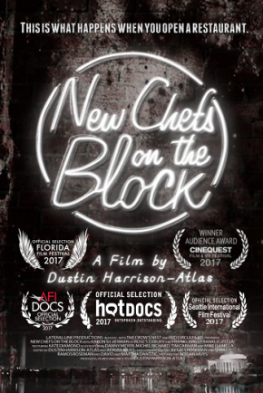 New Chefs on the Block (A PopEntertainment.com MovieReview)