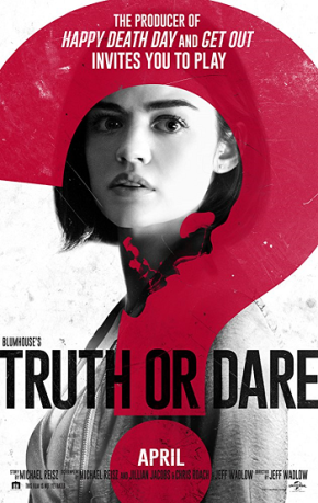 Truth or Dare (A PopEntertainment.com Movie Review)