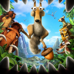 Ice Age: Dawn of the Dinosaurs (A PopEntertainment.com Movie Review)