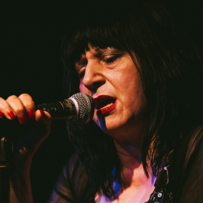 Lydia Lunch – Kung Fu Necktie – Philadelphia, PA – May 7, 2018 (A PopEntertainment.com Concert Review)
