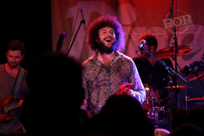Ripe, The Dip & Thumpasaurus – The Roxy – Los Angeles, CA – April 27, 2018 (A PopEntertainment.com ConcertReview)