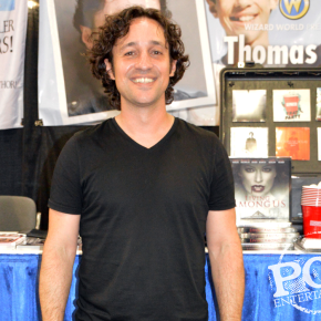 Thomas Ian Nicholas – Life in the Convention Lane