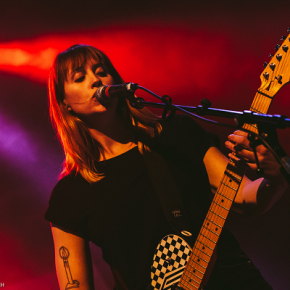 Wye Oak & Palm – Union Transfer – Philadelphia, PA – May 14, 2018 (A PopEntertainment.com Concert Review)
