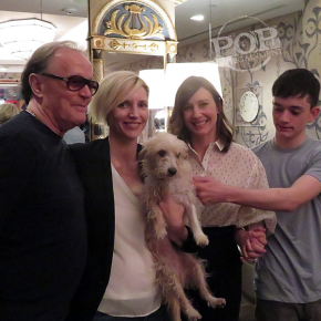 Vera Farmiga, Lewis MacDougall, Peter Fonda and Shana Feste – Breaking Down Boundaries