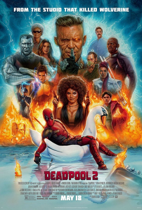 Deadpool 2 (A PopEntertainment.com MovieReview)