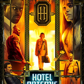 Hotel Artemis (A PopEntertainment.com Movie Review)