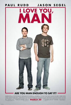 I Love You, Man (A PopEntertainment.com MovieReview)