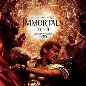 Immortals (A PopEntertainment.com Movie Review)