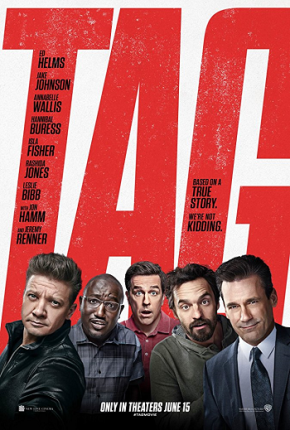 Tag (A PopEntertainment.com Movie Review)