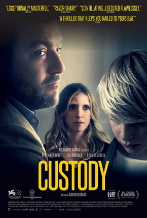 Custody (A PopEntertainment.com Movie Review)
