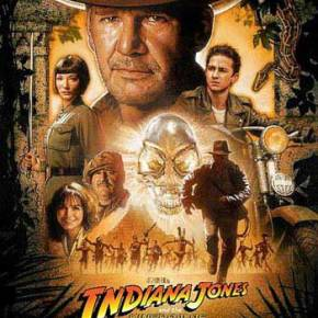 Indiana Jones and the Kingdom of the Crystal Skull (A PopEntertainment.com Movie Review)