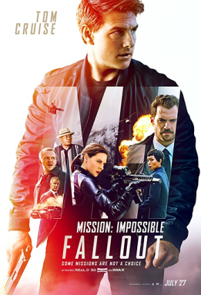 Mission: Impossible – Fallout (A PopEntertainment.com Movie Review)