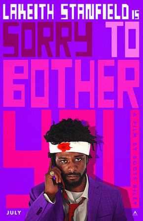 Sorry to Bother You (A PopEntertainment.com MovieReview)