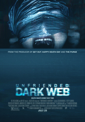 Unfriended: Dark Web (A PopEntertainment.com MovieReview)