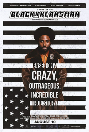BlacKkKlansman (A PopEntertainment.com Movie Review)