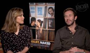 Rose Byrne and Chris O'Dowd Get Unplugged with Juliet,Naked