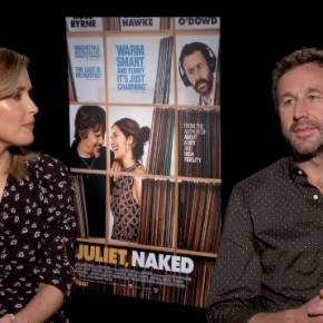 Rose Byrne and Chris O'Dowd Get Unplugged with Juliet, Naked
