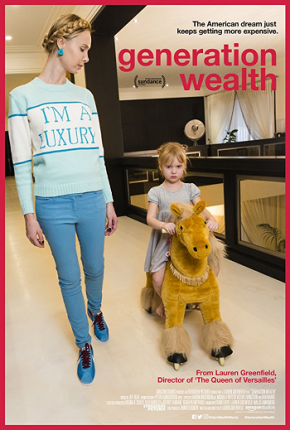 Generation Wealth (A PopEntertainment.com MovieReview)