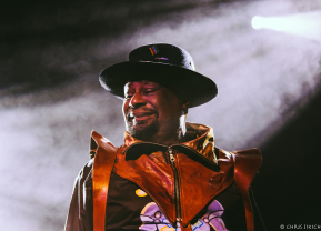 George Clinton and Parliament Funkadelic & Remember Jones – The Ardmore Music Hall – Ardmore, PA – August 1, 2018 (A PopEntertainment.com Concert Review)
