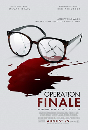 Operation Finale (A PopEntertainment.com MovieReview)