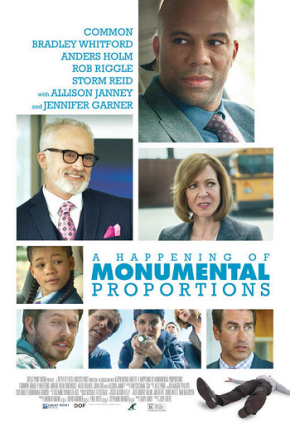 A Happening of Monumental Proportions (A PopEntertainment.com Movie Review)