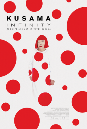 Kusama: Infinity (A PopEntertainment.com MovieReview)