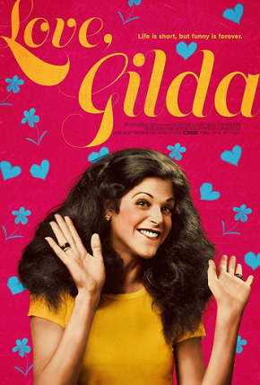 Love, Gilda (A PopEntertainment.com Movie Review)