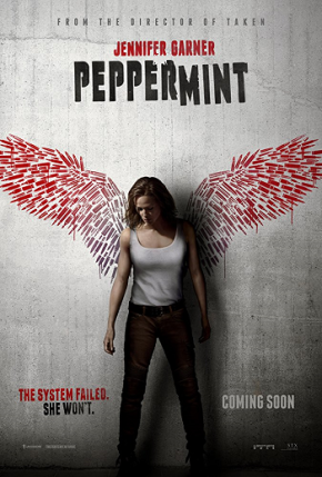 Peppermint (A PopEntertainment.com Movie Review)