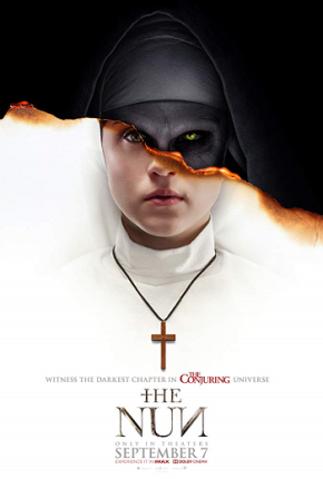 The Nun (A PopEntertainment.com Movie Review)