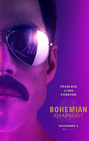 Bohemian Rhapsody (A PopEntertainment.com MovieReview)