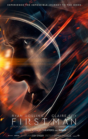 First Man (A PopEntertainment.com Movie Review)