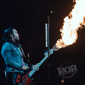 Fall Out Boy & Machine Gun Kelly – Honda Center – Anaheim, CA – September 29, 2018 (A PopEntertainment.com Concert Photo Album)