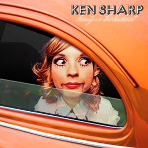 Ken Sharp – Beauty in the Backseat (A PopEntertainment.com Music Review)