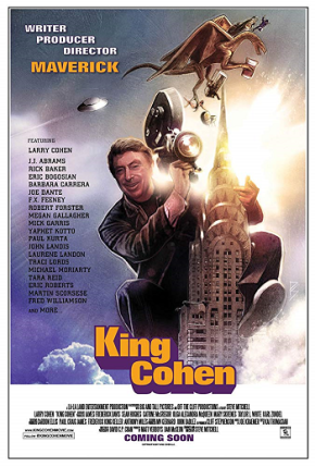 King Cohen (A PopEntertainment.com MovieReview)