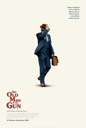 The Old Man and the Gun (A PopEntertainment.com MovieReview)