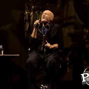 Phil Collins – Barclays Center – Brooklyn, NY – October 14, 2018 (A PopEntertainment.com Concert Review)