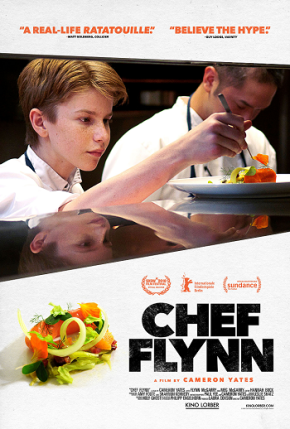 Chef Flynn (A PopEntertainment.com Movie Review)