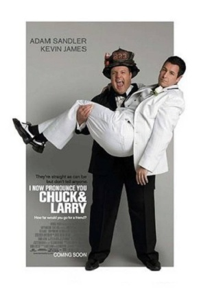 I Now Pronounce You Chuck and Larry (A PopEntertainment.com Movie Review)