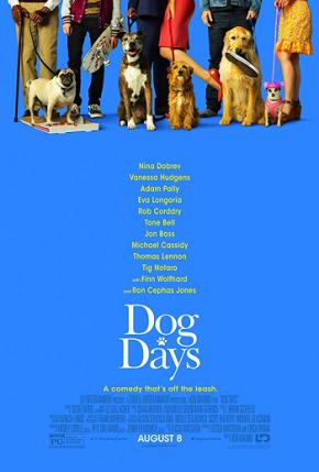 Dog Days (A PopEntertainment.com MovieReview)